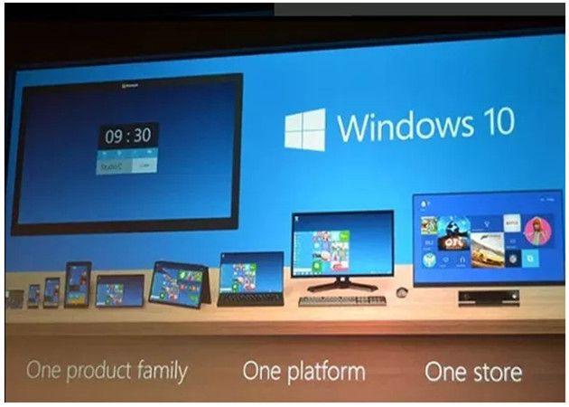 Lenovo: Windows 10 dará nueva vida a los sistemas operativos de Microsoft