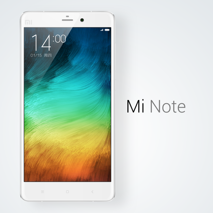 xiaomi, phablet, phablet chino, android, mi note