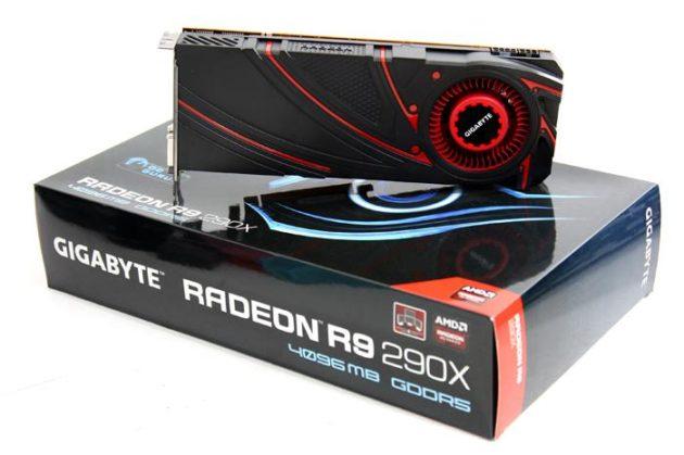 Preocupación por la baja demanda de GPUs AMD