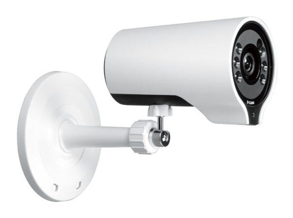 D-Link anuncia cámara IP HD Mini Bullet con WiFi AC