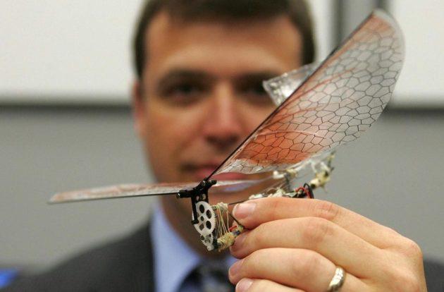 drone libelula