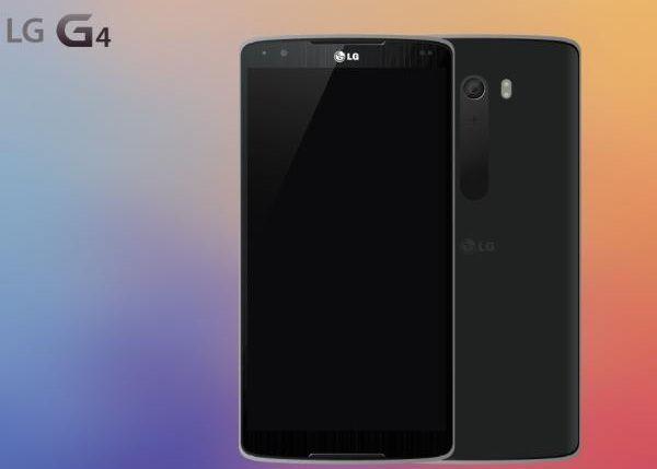 el LG G4