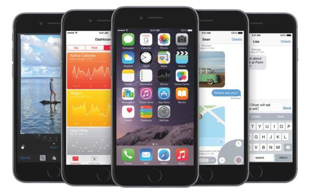 Apple demandada por el espacio que ocupa iOS 8