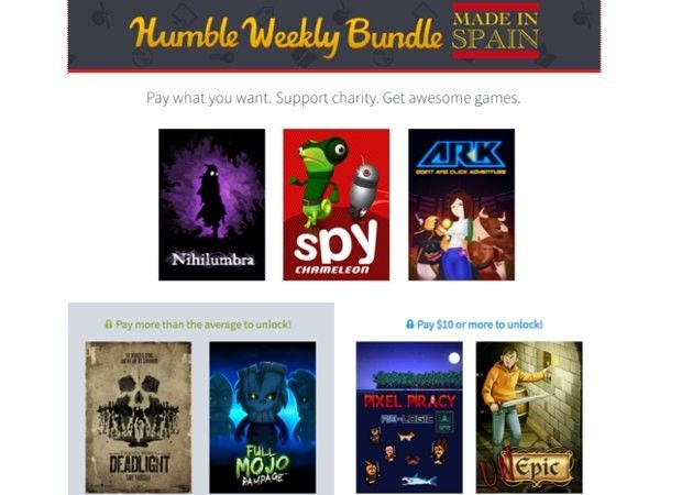 humble bundle made in spain