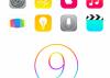 Resultados de rendimiento de un iPhone 6 con iOS 9