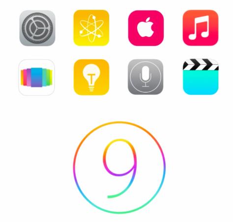 iPhone 6 con iOS 9