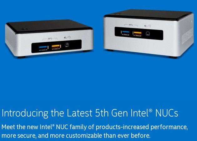 mini-PC NUC