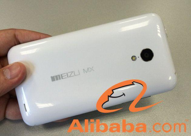 Alibaba invertirá 590 millones de dólares en el fabricantes de smartphones chino Meizu