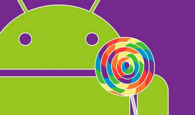 Android 4.4 y Android 5.0