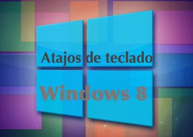 atajos de teclado en Windows