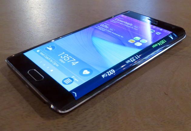 El Galaxy S6 Edge