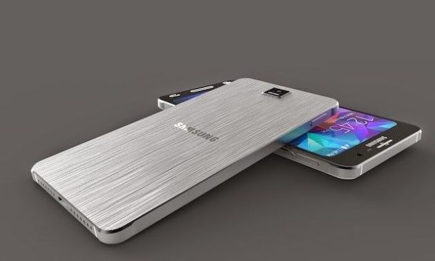 El Galaxy S6 sería muy parecido al iPhone 6
