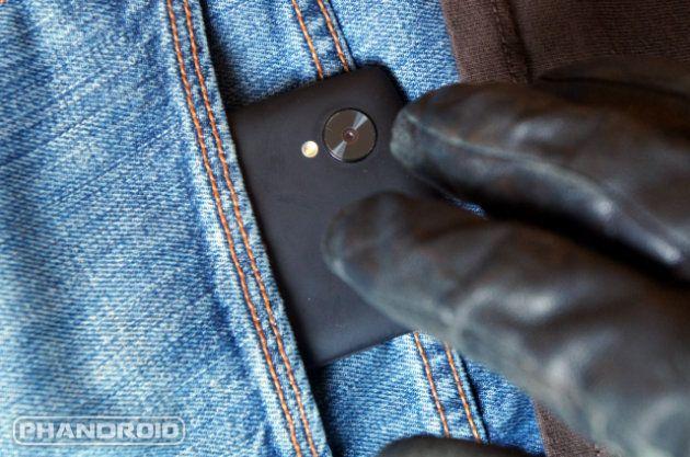 El botón de la muerte se muestra como una medida eficaz para luchar contra el robo de smartphones