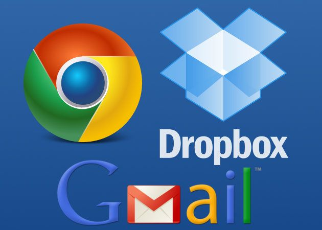 Extensión de Dropbox para Google Chrome que permite adjuntar ficheros a correos de Gmail directamente desde la cuenta de Dropbox