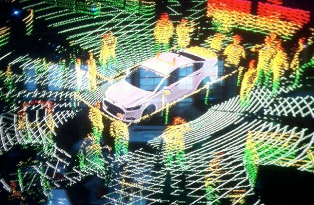 Ford concreta su participación en la iniciativa UK Autodrive de coches sin conductor