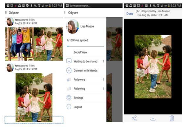 Google compra Odysee, la app de vídeo y fotografía