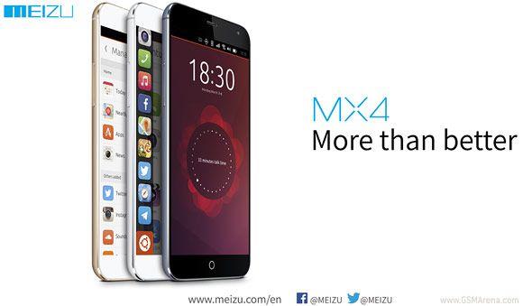Meizu MX4 con Ubuntu