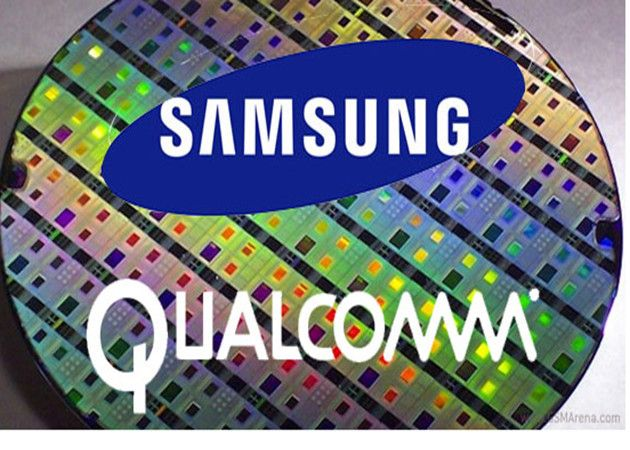 Samsung y Qualcomm