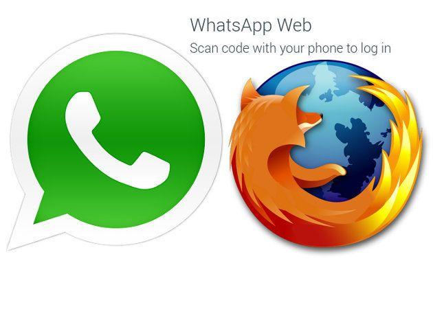 WhatsApp Web por fin funciona en Firefox