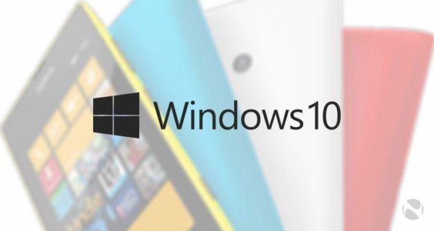 Windows 10 para smartphones ya está disponible
