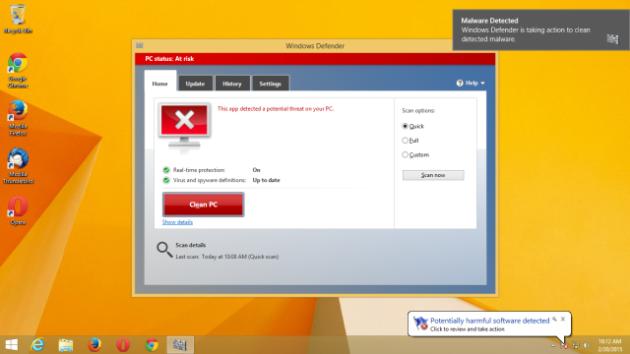 """Microsoft actualiza Windows Defender y """"fríe"""" a Superfish"""