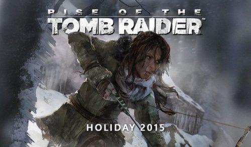 Rise of The Tomb Raider exprimirá Xbox One al máximo