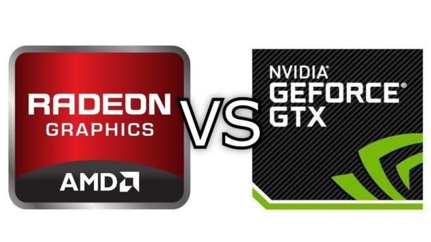 NVIDIA sigue ganando cuota de mercado a AMD