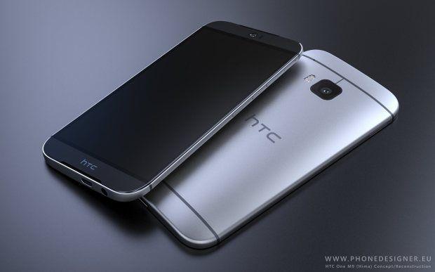 del HTC One M9