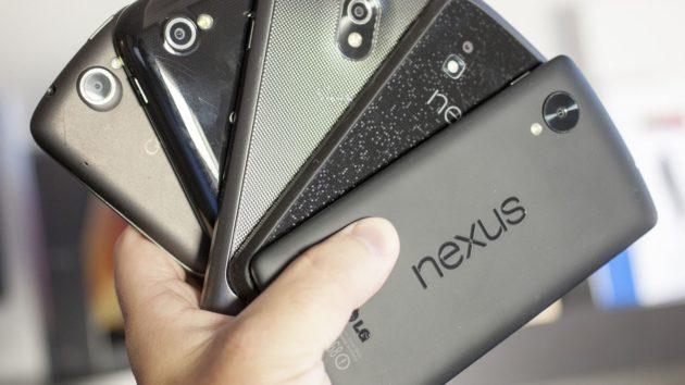 dos nuevos Nexus