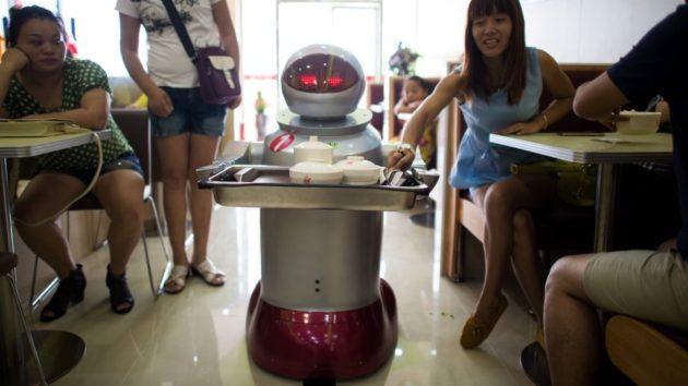 China será el país con más robots en 2017