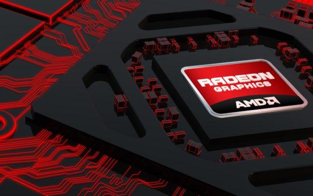gama R9 300 de AMD