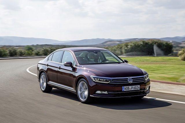 Nuevo Passat: Volkswagen pierde la timidez 28