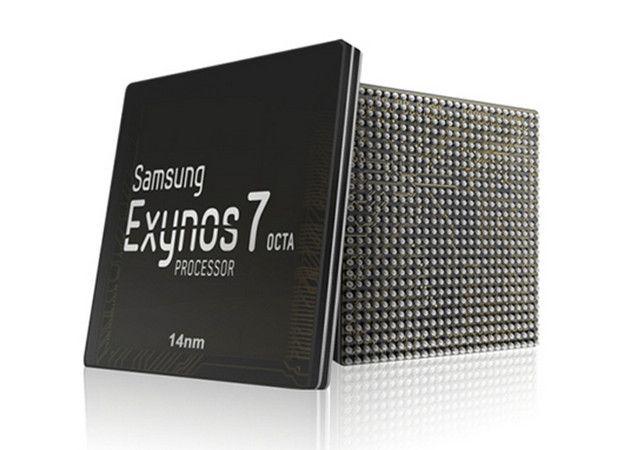 SoC móvil 14 nm