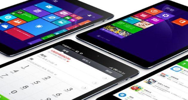 tablet con 3G y arranque dual