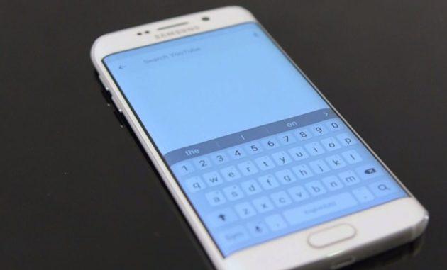 vídeo del Galaxy S6