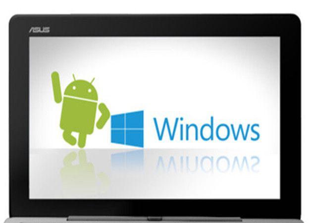 Windows 10 y Android 5.0