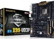 GIGABYTE lanza nuevas placas X99 dentro de su gama Champion 29