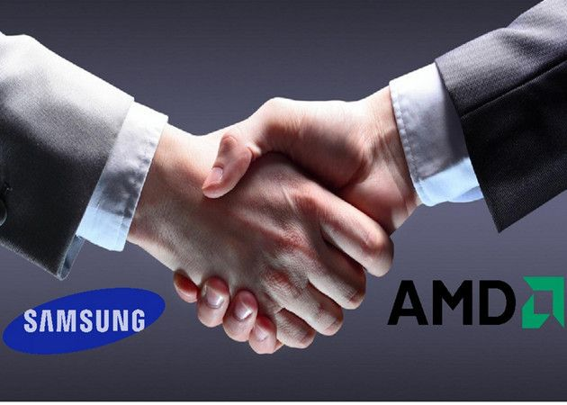 AMD para Samsung