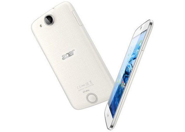 Acer Liquid Jade Z, otro smartphone gama media
