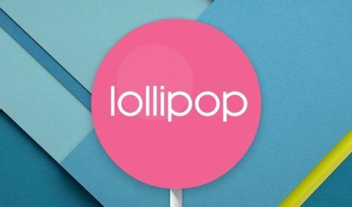 Android Lollipop está presente en un 3,3% de terminales