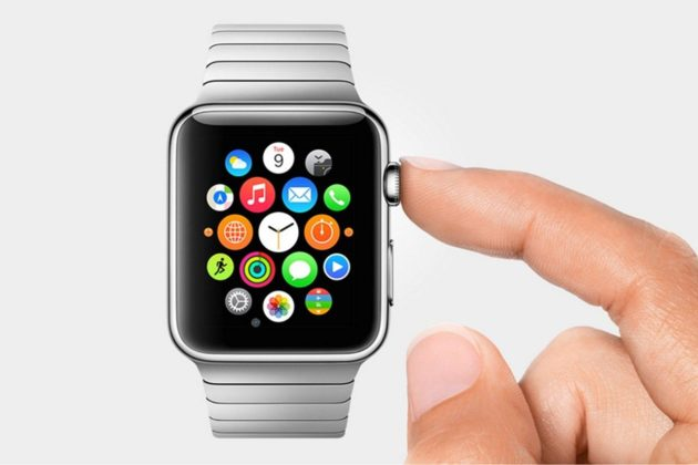 Apple Watch presentado