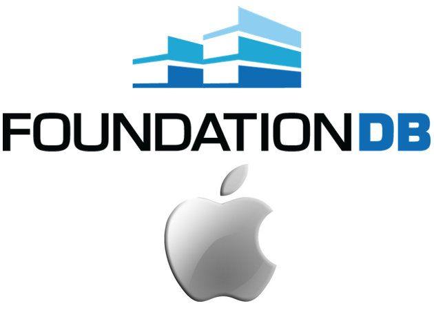 Apple adquiere la base de datos NoSQL FoundationDB