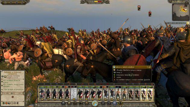Attila Total War, análisis