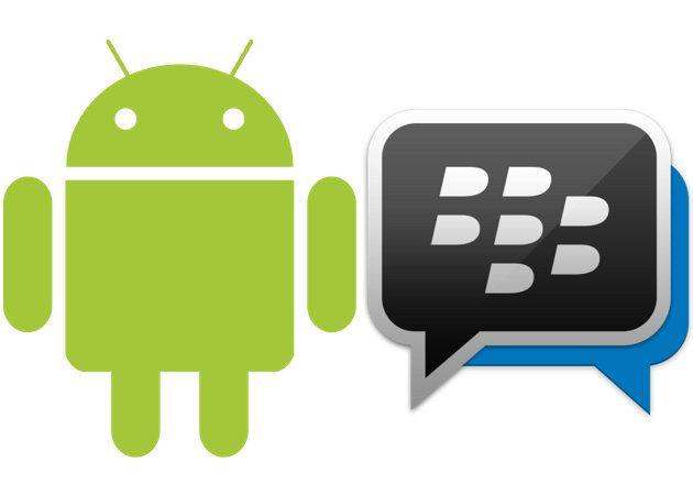 BlackBerry Messenger supera las 100 millones de descargas en Android