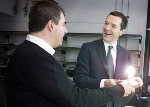 Las bombillas de grafeno estarán disponibles este año