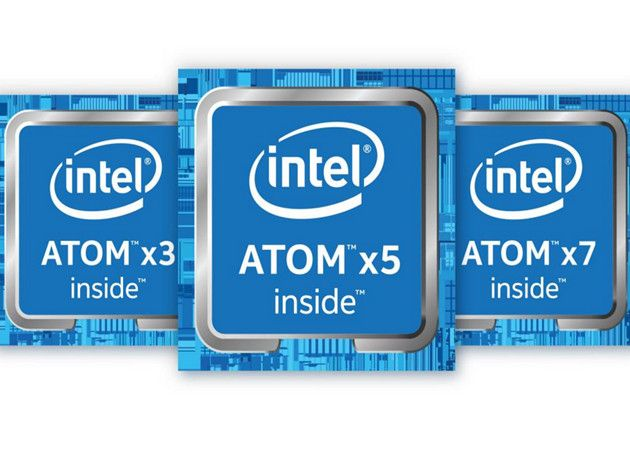chips Atom 14 nm