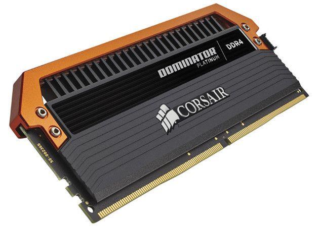 Corsair comercializa memorias DDR4 a 3.400 MHz