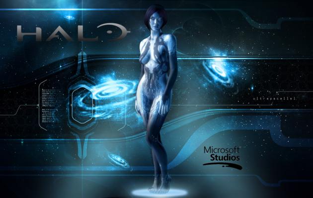 Cortana y Spartan