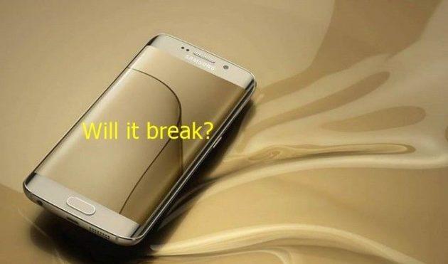 El Galaxy S6 Edge muestra