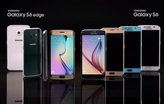 Galaxy S6 sólo tendrá disponibles 23 GB